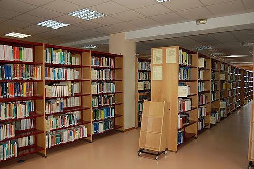 Biblioteca de la Escuela Universitaria de Estudios Empresariales (E.U.E.E.) de la Universidad de Vigo